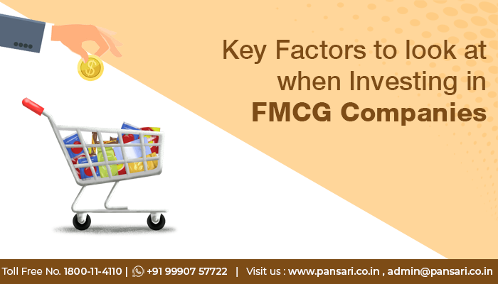 Key Factors to look at when Investing in FMCG Companies