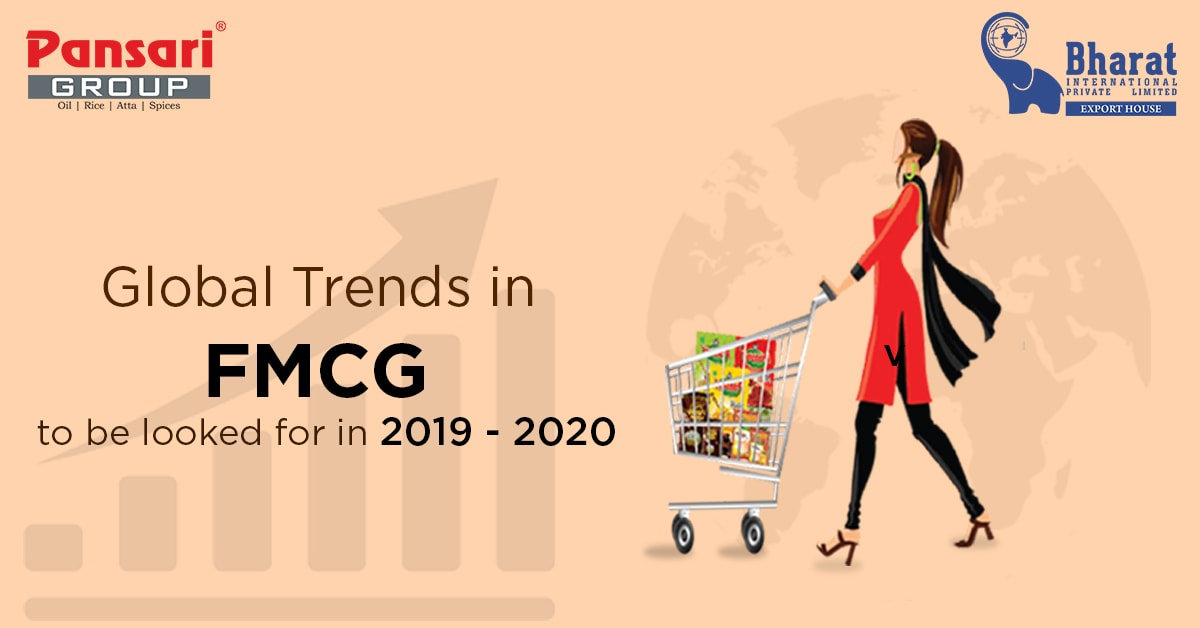 Global Trends in FMCG to be looked for in 2019