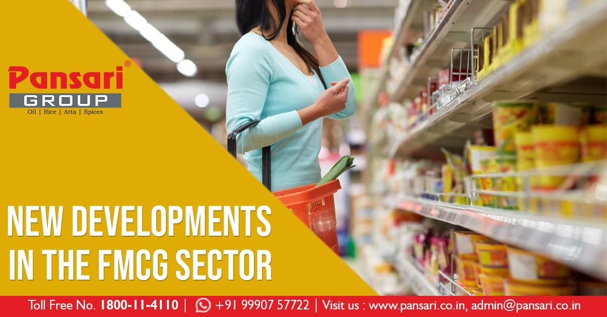 New Developments in the FMCG Sector