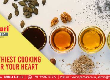 8 Healthiest Cooking Oils for Your Heart