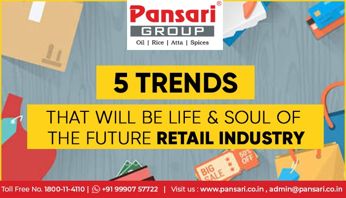 Retail 2020 :- 5 Trends That Will Be A Life And Soul Of The Future Retail Industry