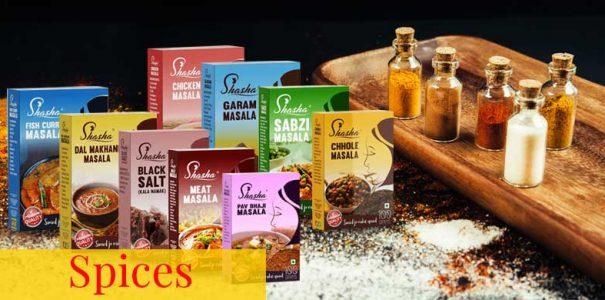 pansari shasha spices